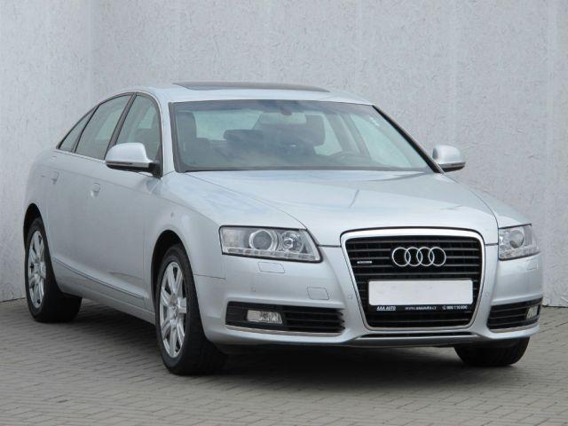Audi A6  (2009, 3.0 TFSI)
