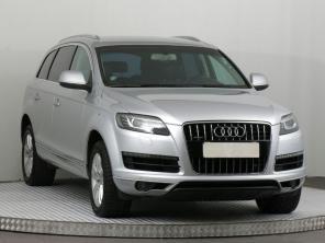 Audi Q7 2011 SUV stříbrná 8