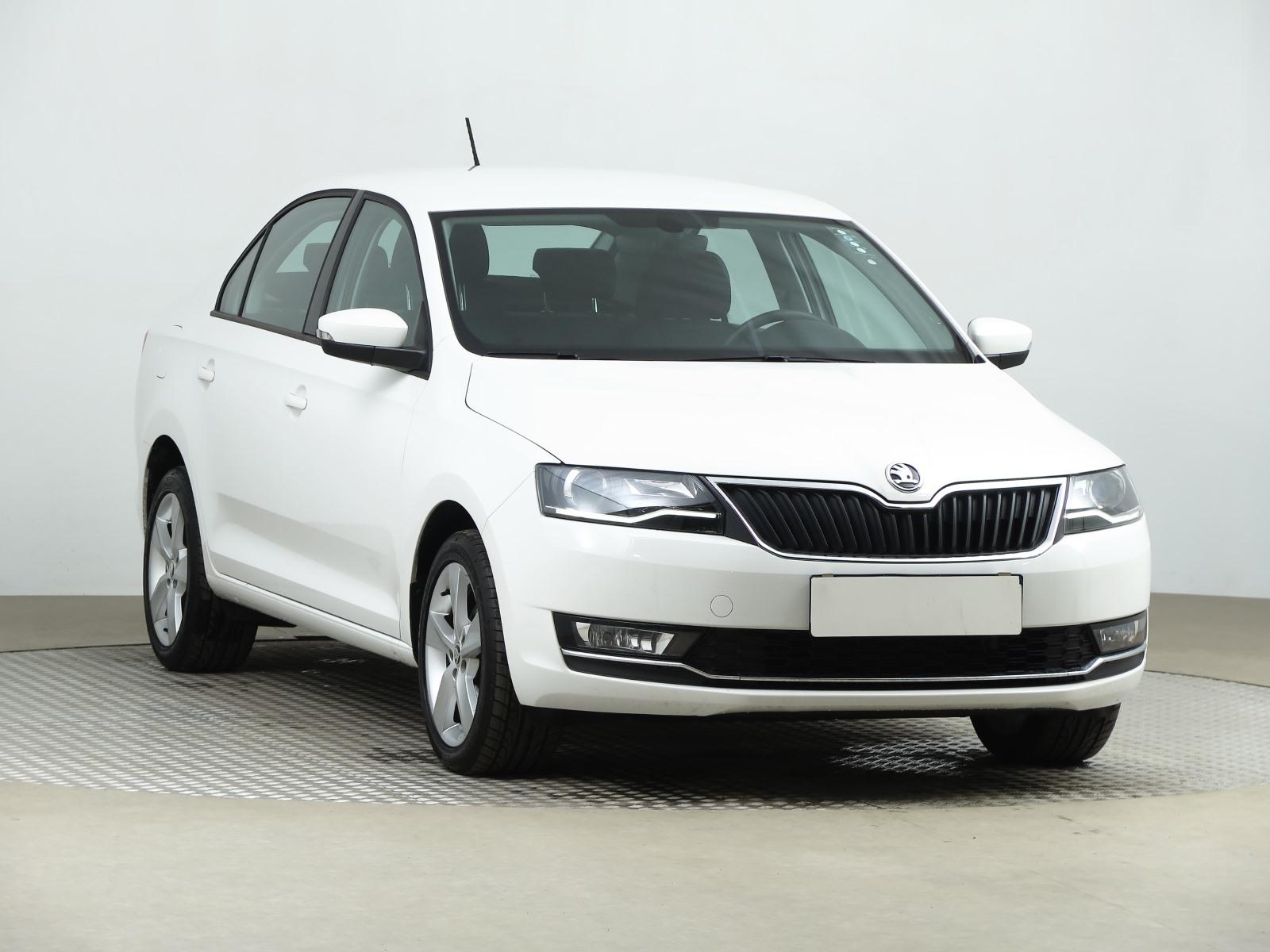 Škoda Rapid 1.0 TSI