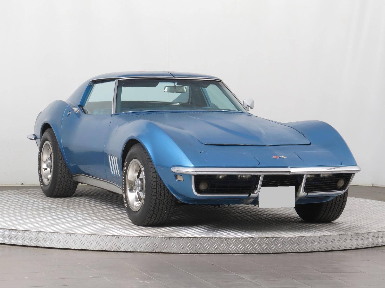 Chevrolet Corvette 5.4 V8