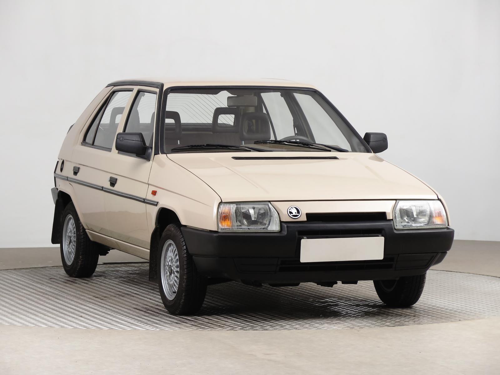 Škoda Favorit 1.3 136
