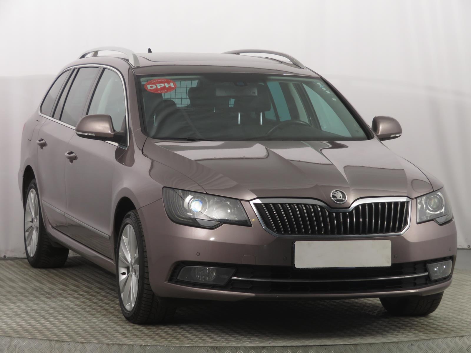 Škoda Superb 2.0 TDI