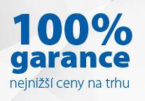 100% garance nejnižší ceny na trhu
