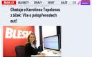 Blesk.cz: Chatuje s Karolínou Topolovou z Áček: Vše o polopřevodech aut!