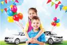 AAA AUTO připravilo na 31. května autogramiádu celebrit a soutěže pro děti
