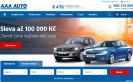 AAA AUTO spouští kompletně nové webové stránky s lepším vyhledáváním aut