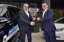 AAA AUTO poskytuje do užívania autá v hodnote viac ako milión eur Slovenskému futbalovému zväzu