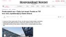 Ihned: Prodej ojetých aut v Česku loni stoupl. Prodalo se 700 tisíc vozů, nejoblíbenější je Škoda Octavia