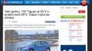 Autorevue: Test ojetiny: VW Tiguan je SUV s praktičností MPV. Slabá místa lze ohlídat.