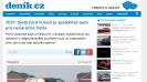 Deník: TEST: Ojetý Ford Fusion je spolehlivé auto pro nenáročné řidiče