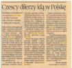 Puls Biznesu: Czescy dilerzy idą w Polskę