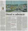 Rzeczpospolita: Diesel w odwrocie