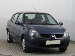 Renault Thalia 2005 Sedan modrá 6