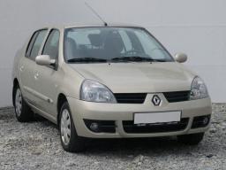 Renault Thalia 2009 Sedans silver 1