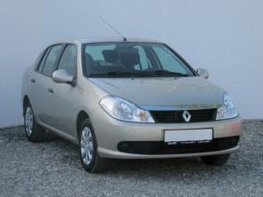 Renault Thalia 2012 Sedan šedá 4