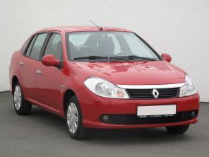 Renault Thalia 2010 Sedan červená 4