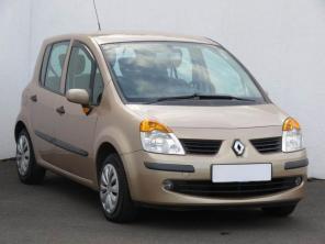 Renault Modus 2008 Rodinné vozy červená 2