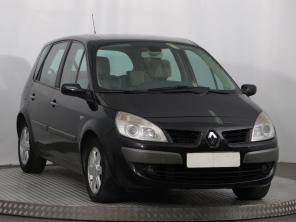 Renault Scenic 2009 Samochody Rodzinne czarny 10