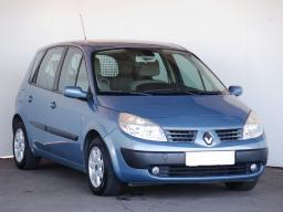 Renault Scenic 2005 MPV kék 9