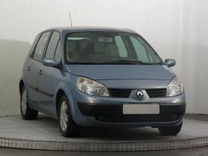 Renault Scenic 2006 MPV fehér 9