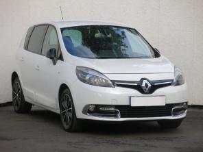 Renault Scenic 2013 Samochody Rodzinne srebrny 9