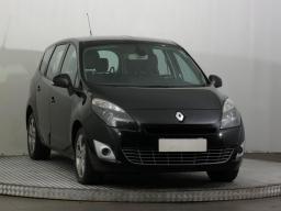 Renault Grand Scenic 2012 Samochody Rodzinne czarny 2