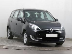 Renault Grand Scenic 2017 Rodinné vozy bílá 5