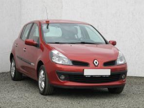 Renault Clio 2007 Hatchback červená 2