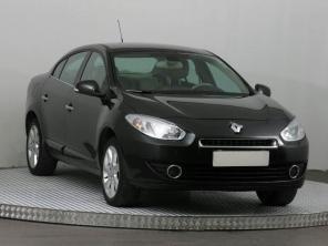 Renault Fluence 2013 Sedan czarny 4