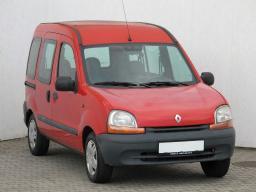 Renault Kangoo 2001 Pickup piros 8