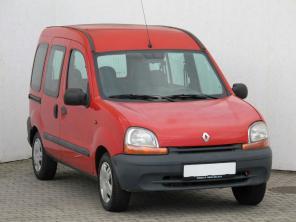Renault Kangoo 2001 Pickup piros 2