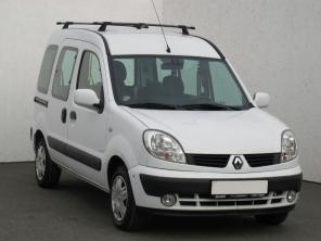 Renault Kangoo 2005 Pickup bílá 2