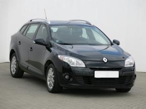 Renault Megane 2011 Combi černá 8