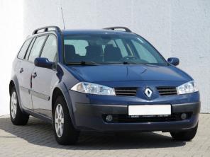 Renault Megane 2004 Combi modrá 9