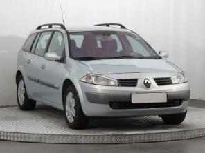 Renault Megane 2005 Combi šedá 4