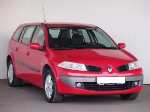 Renault Megane 2009 Combi červená 10