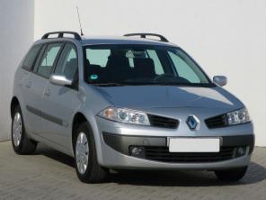 Renault Megane 2007 Combi stříbrná 7