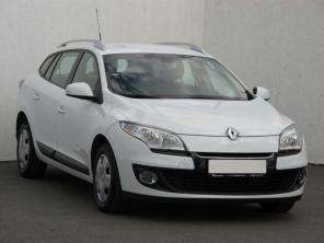 Renault Megane 2013 Combi bílá 1