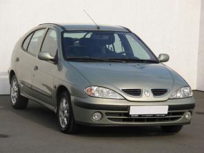 Renault Megane 2002 Hatchback zöld 1