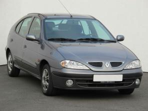 Renault Megane 2003 Hatchback barna 4