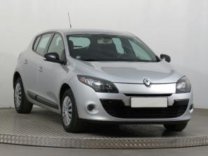 Renault Megane 2010 Hatchback stříbrná 10