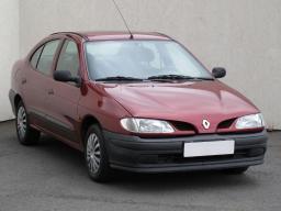 Renault Megane 1997 Sedan šedá 3