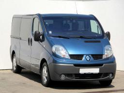 Renault Trafic 2011 Buses blue 6