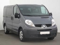 Renault Trafic 2013 Buses grey 7