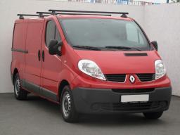 Renault Trafic 2008 Van blue 5