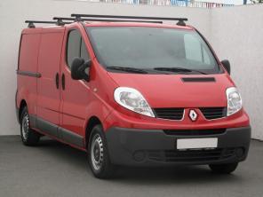 Renault Trafic 2010 Van červená 6