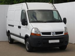 Renault Master 2007 Van white 9