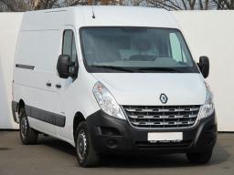 Renault Master 2012 Van white 10