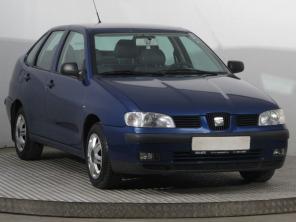 Seat Cordoba 2003 Sedans blue 8