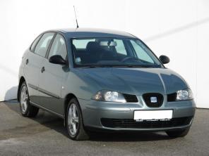 Seat Ibiza 2003 Hatchback modrá 3